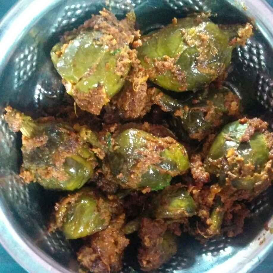 Photo of Vankaya vullikaram by Swetha Vijayagiri at BetterButter