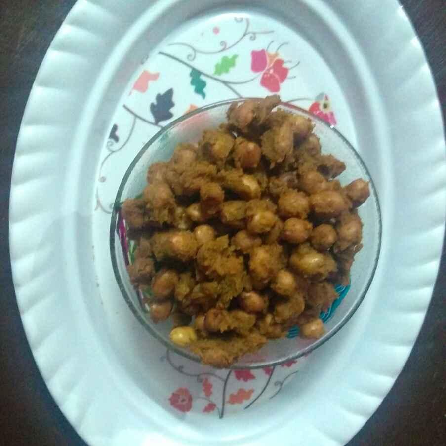 Photo of Masala peanut by Swetha Vijayagiri at BetterButter