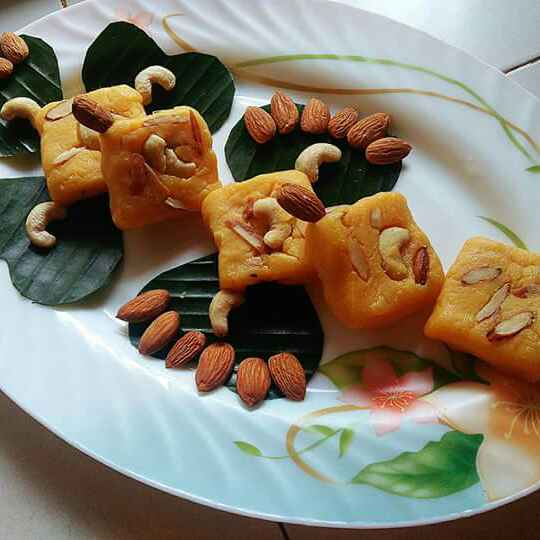 How to make তালের কালাকাঁদ