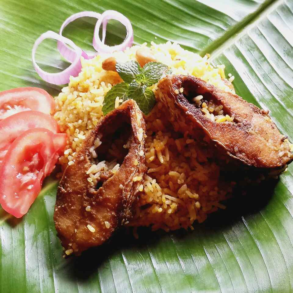 How to make Hilsa pulao