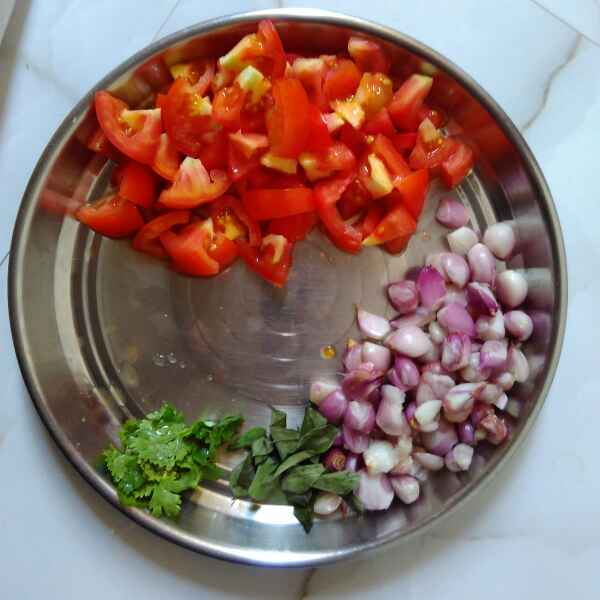 How to make Keerai Sambar