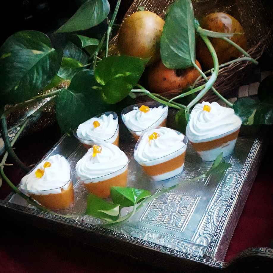 Photo of Mango Mousse by Tanhisikha Mukherjee at BetterButter