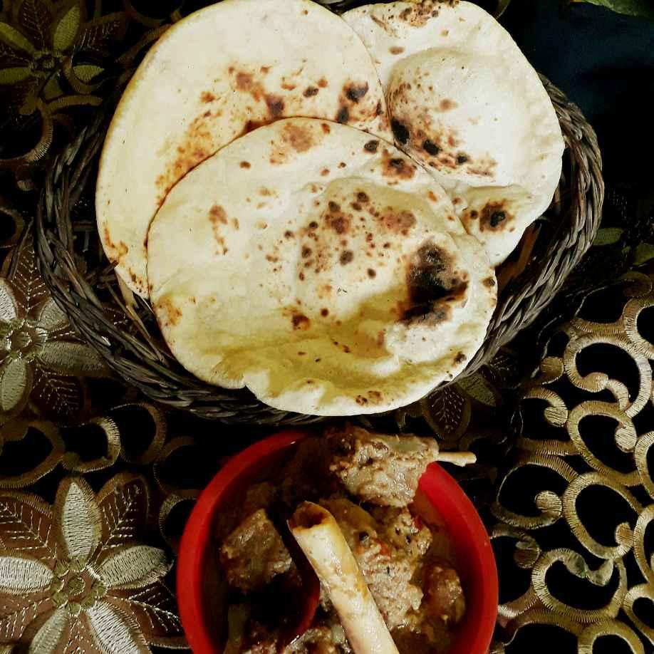 How to make Tandoori Roti
