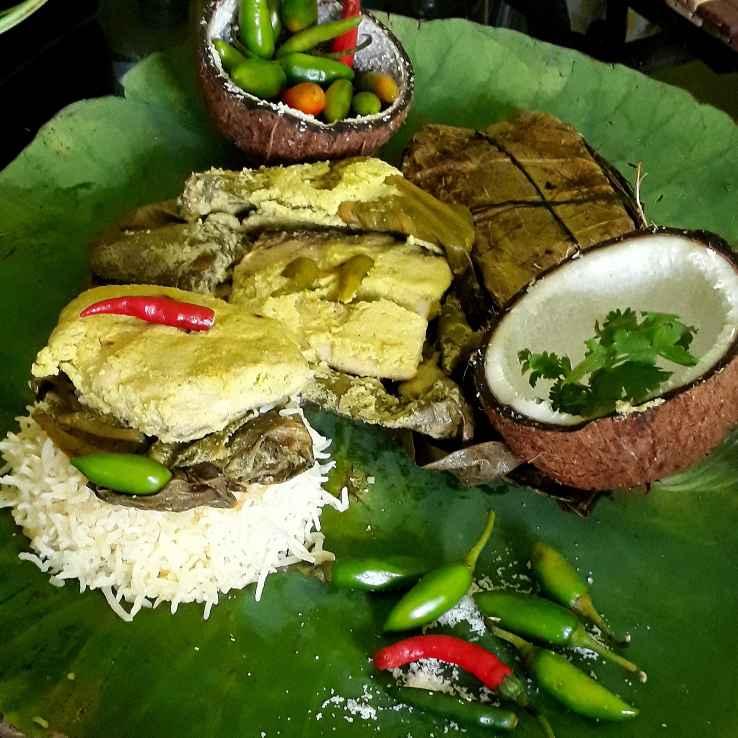Photo of Machha patra poda (coconut bhetki paturi) by Tanhisikha Mukherjee at BetterButter