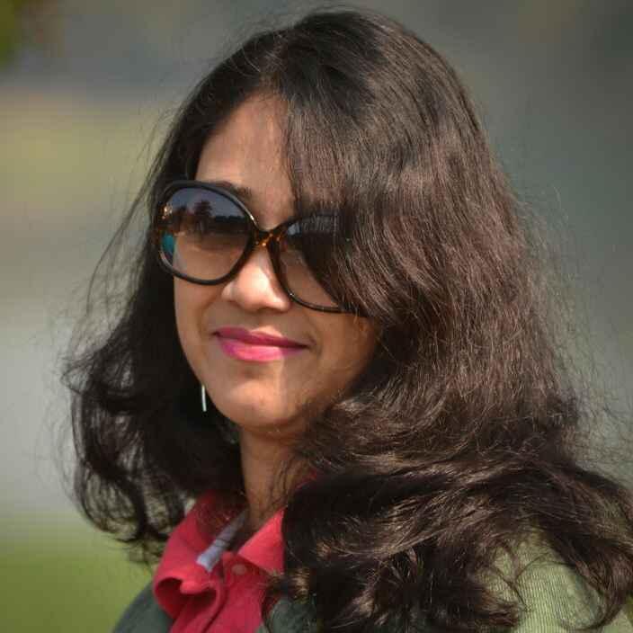 Tanhisikha Mukherjee food blogger
