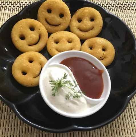 How to make স্মাইলি