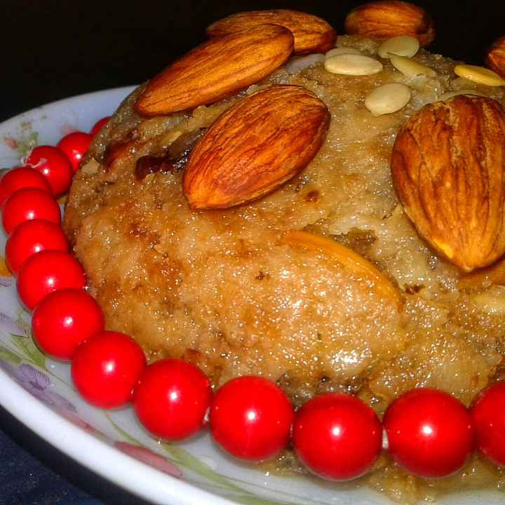 Photo of Hyderabadi Bread Halwa by Tanni Goswami at BetterButter