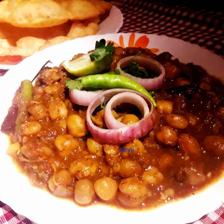 Photo of Nawabi Chole by Tanni Goswami at BetterButter