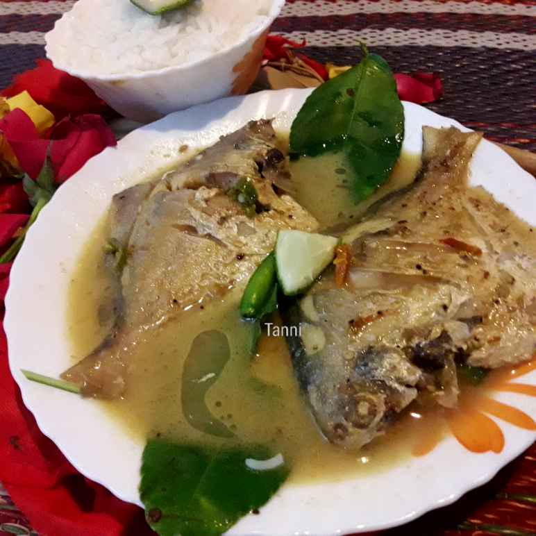 How to make Gondhoraj Pomfret