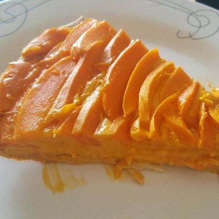 How to make Mango Pie