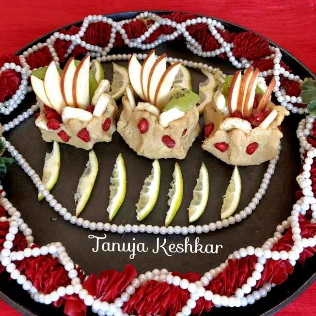 Photo of Sama mawa fruits basket by Tanuja Keshkar at BetterButter