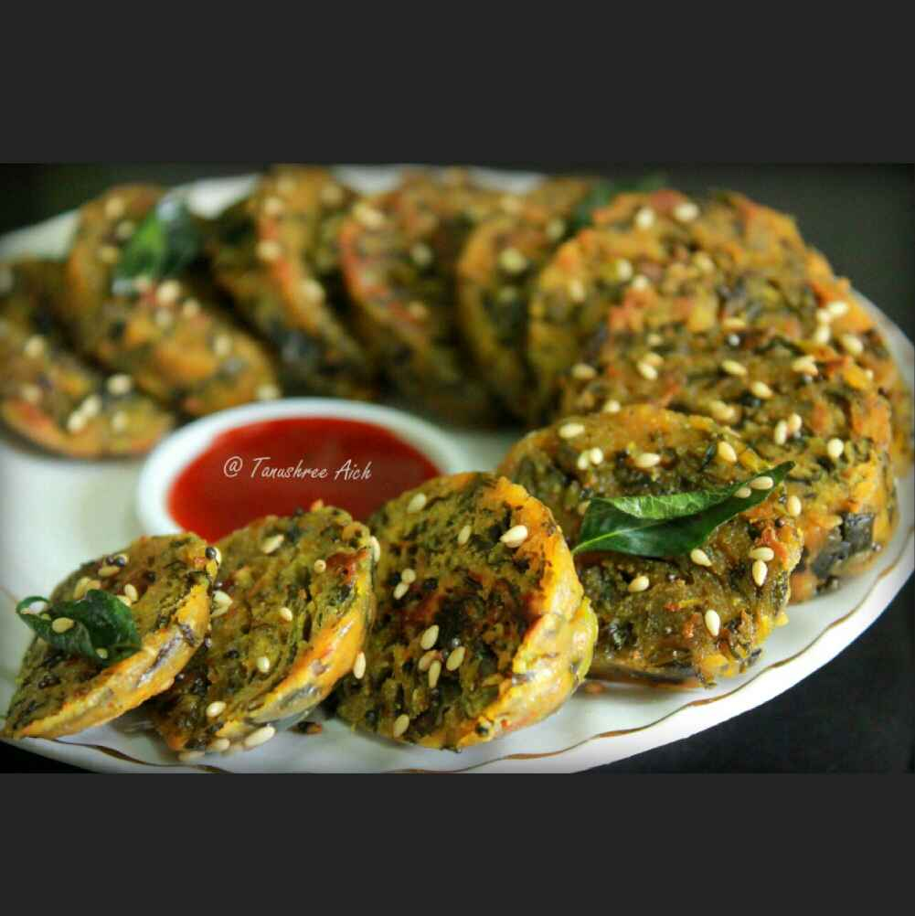 Photo of Methi Muthiya by Tanushree Aich at BetterButter
