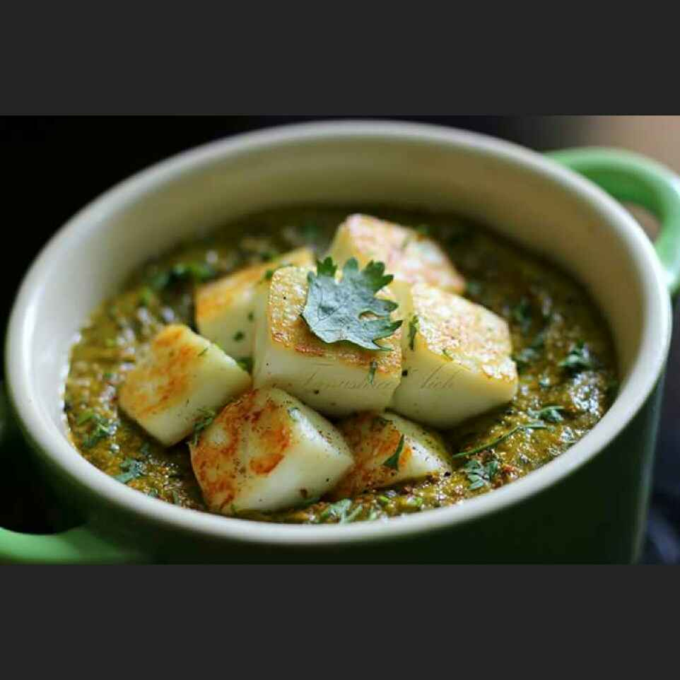 Photo of Saag Paneer by Tanushree Aich at BetterButter