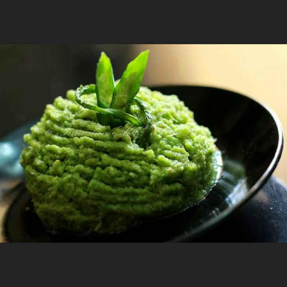 How to make Ghosale Sheere Chutney/ Ridge Gourd Peel Chutney