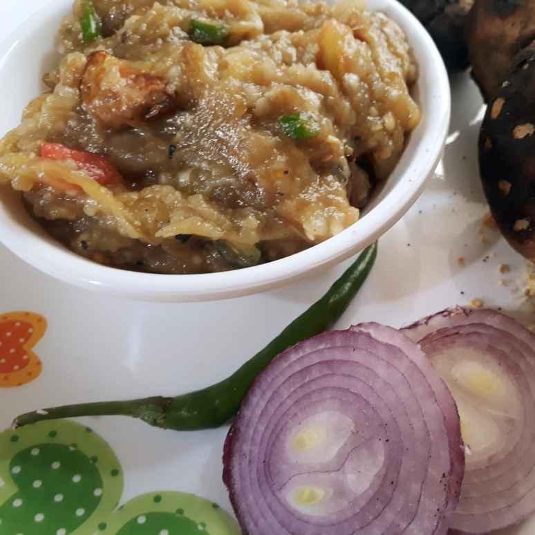Photo of Bihari Style Litti Chokha Recipe by Tanushree Jha at BetterButter