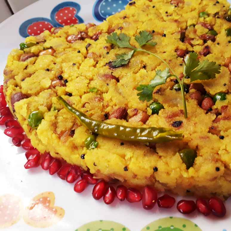 Photo of Healthy Upma by Tanushree Jha at BetterButter