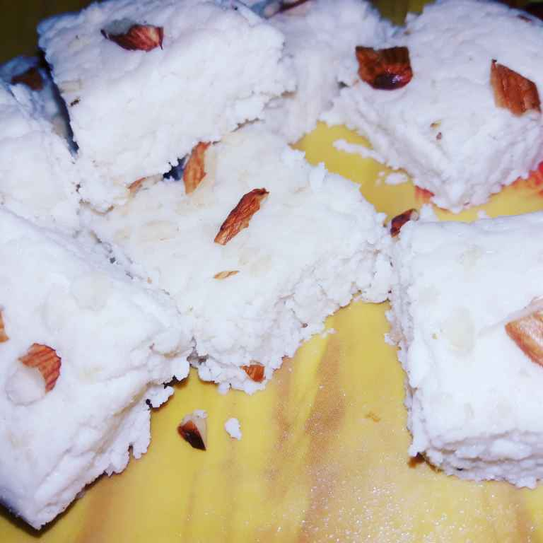 Photo of Chanar sandesh by Tanusree Banerjee at BetterButter
