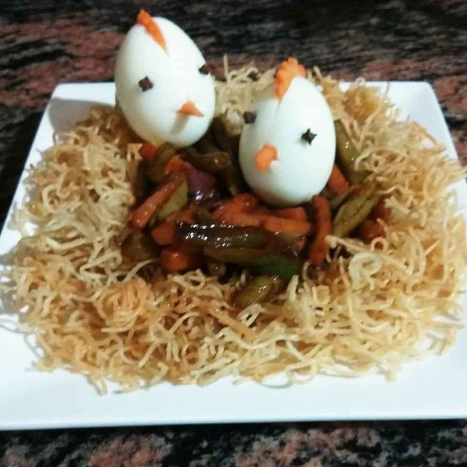 Photo of Bird nest by Tanusree Basak at BetterButter