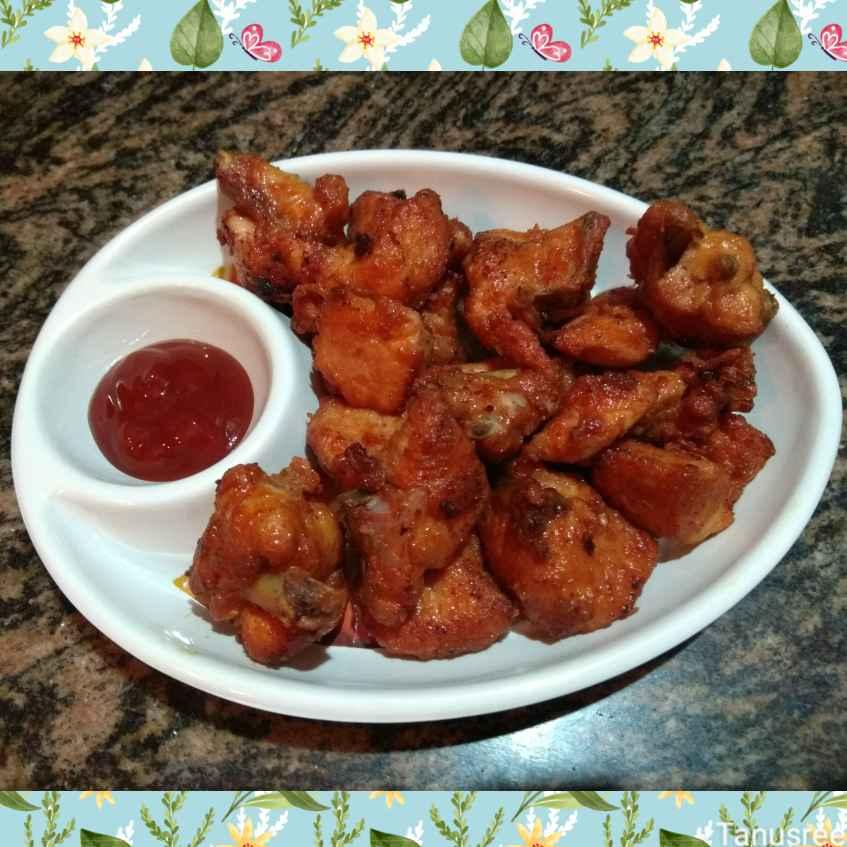 Photo of Chicken Pakora by Tanusree Basak at BetterButter