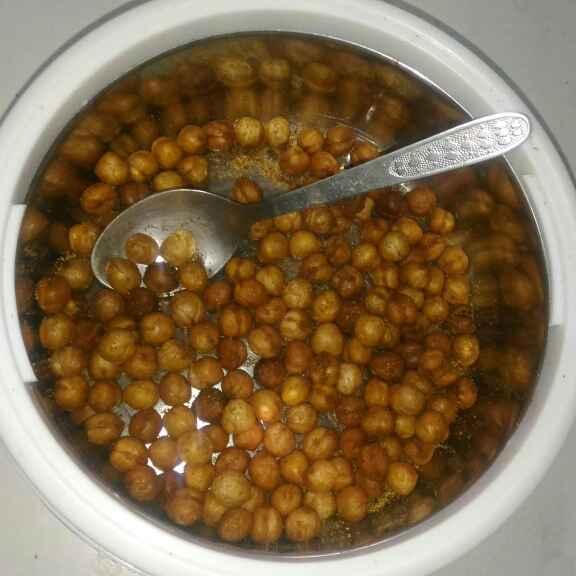 How to make Kabuli chana namkeen