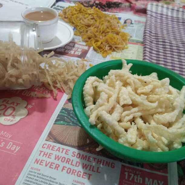 How to make Rice Papad (Chawal Ke Papad)