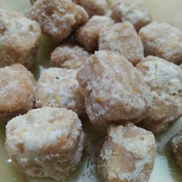 How to make खुरमा