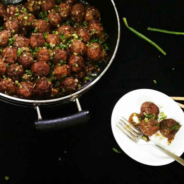 Photo of Cabbage manchuriyan by safiya abdurrahman khan at BetterButter