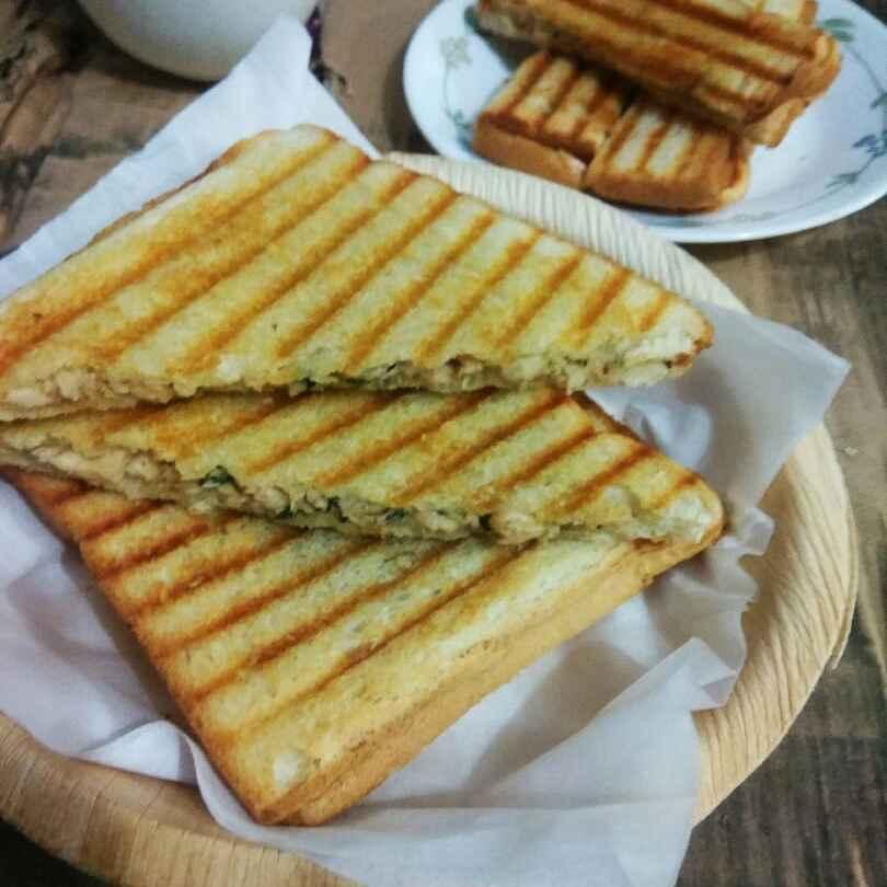 How to make Chicken mayo sandwich