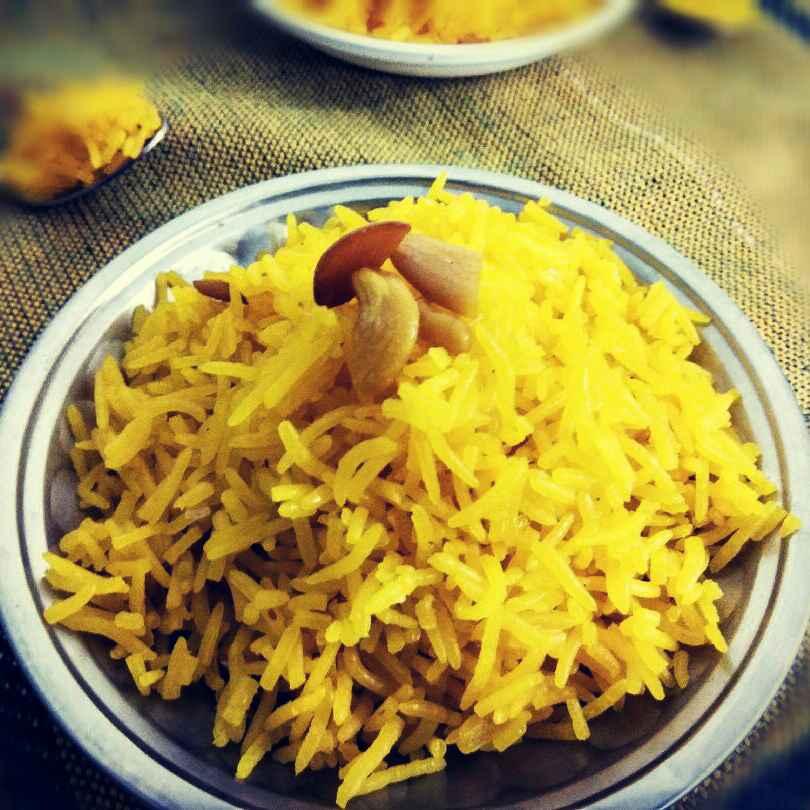 Photo of Zarda(saffron rice) by safiya abdurrahman khan at BetterButter