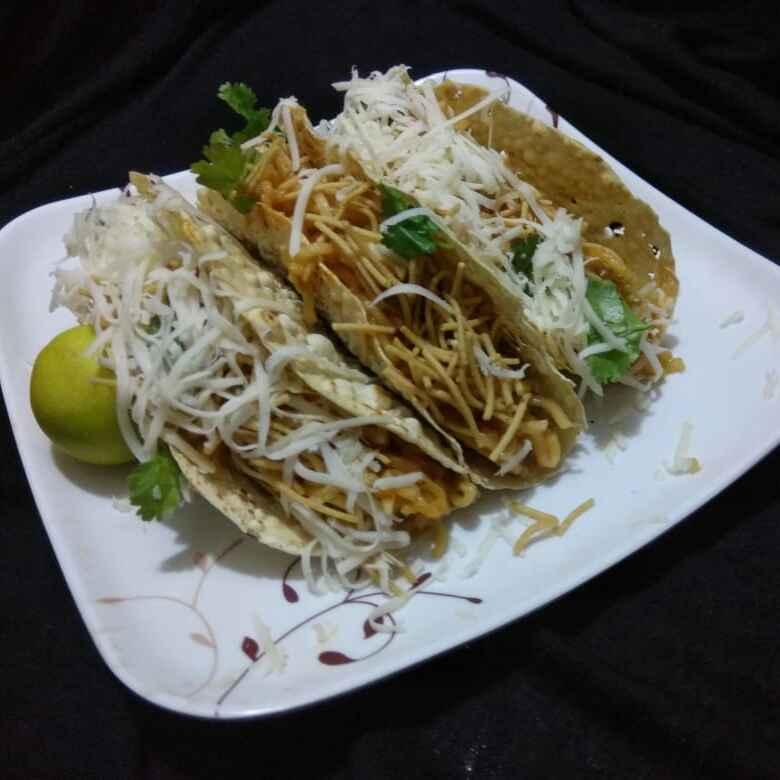 Photo of Noodles tacos by safiya abdurrahman khan at BetterButter