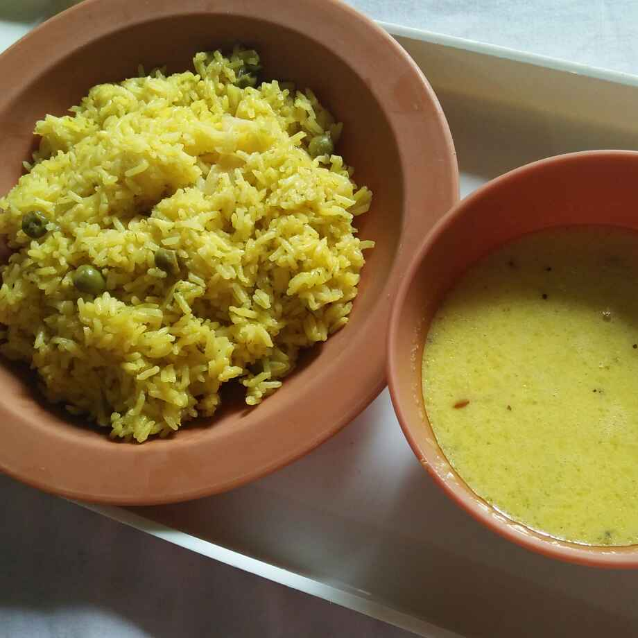 How to make Kadhi khichdi