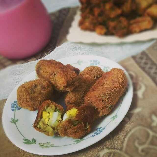 Photo of Stuff egg Russian cutlets by safiya abdurrahman khan at BetterButter
