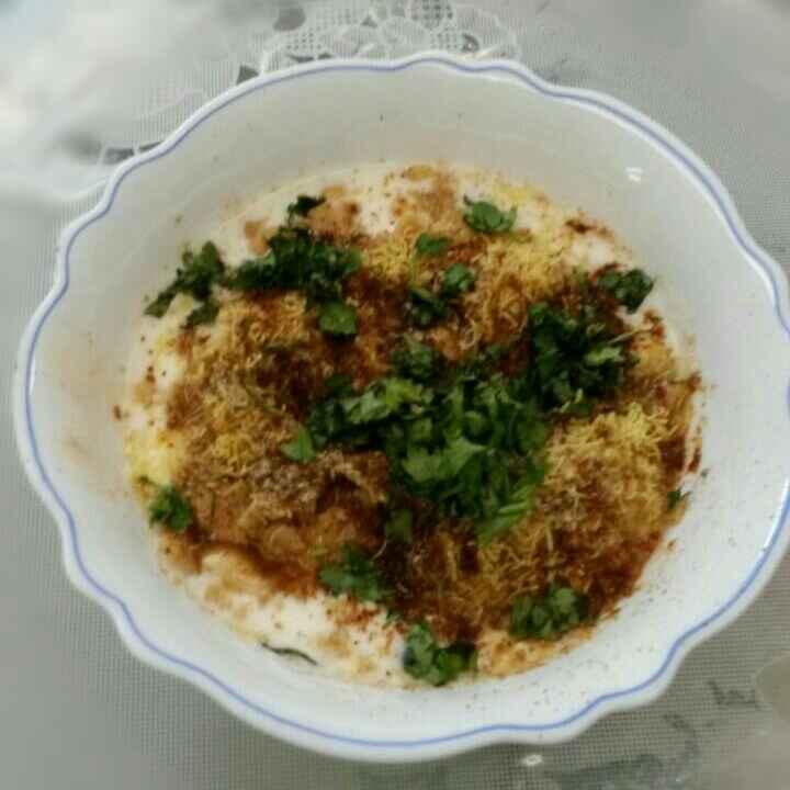 How to make Dahi puri