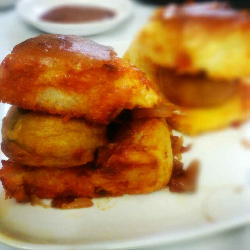 Photo of Masala vada pav by safiya abdurrahman khan at BetterButter