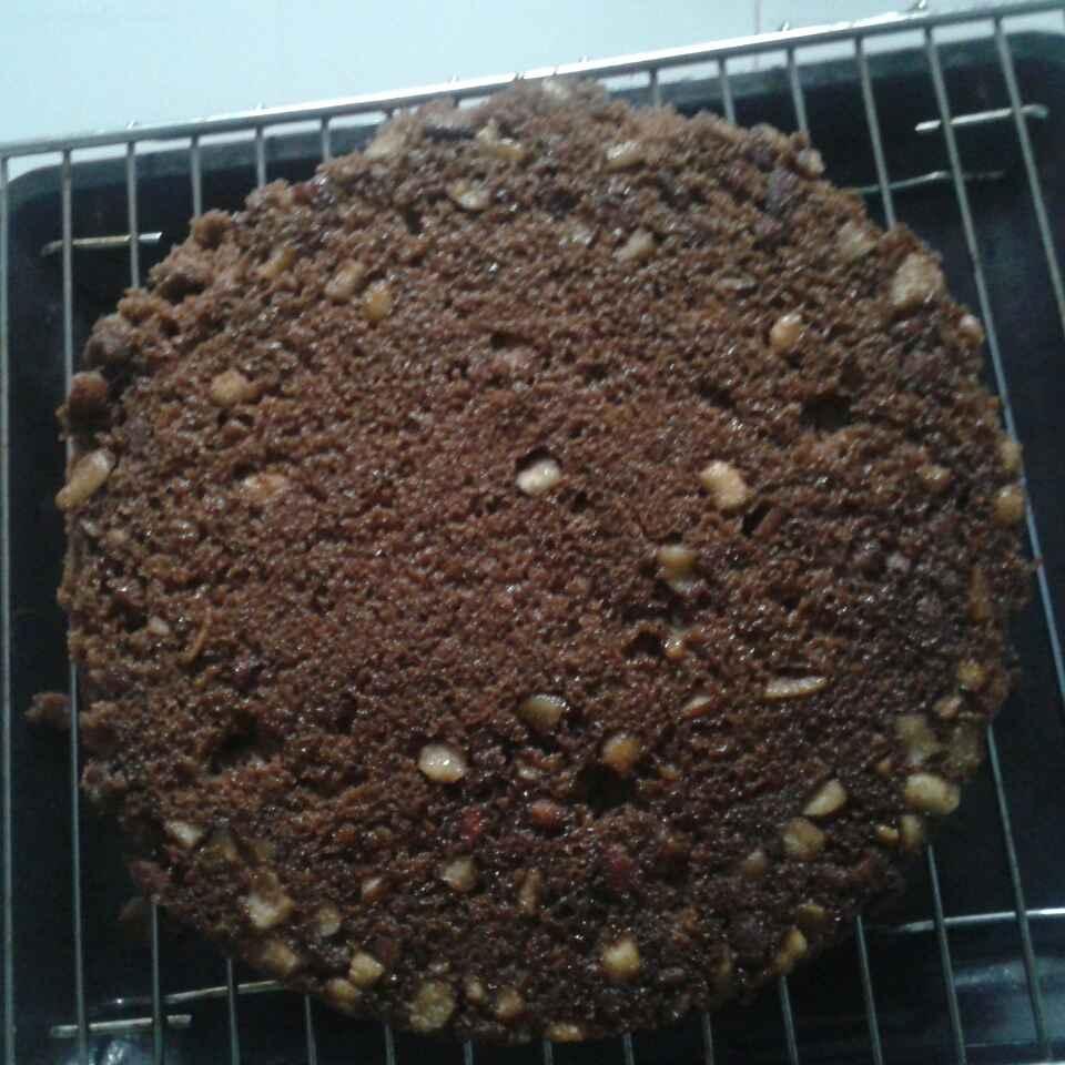 Photo of Dry fruit choco cake by safiya abdurrahman khan at BetterButter