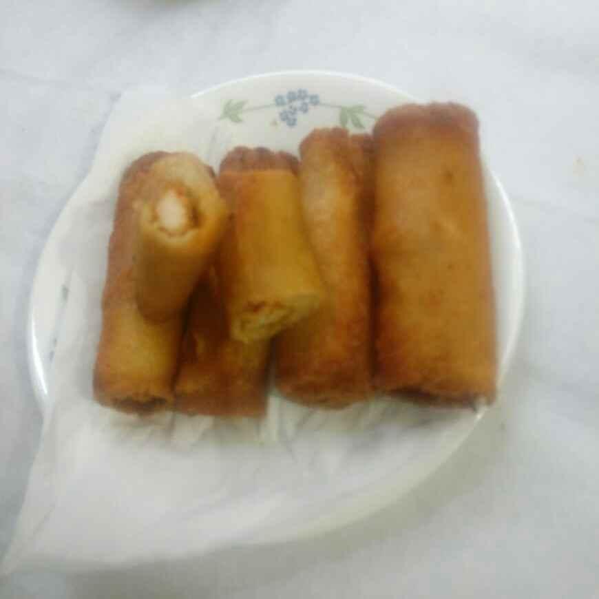 Photo of Paneer Schezwan bread roll by safiya abdurrahman khan at BetterButter