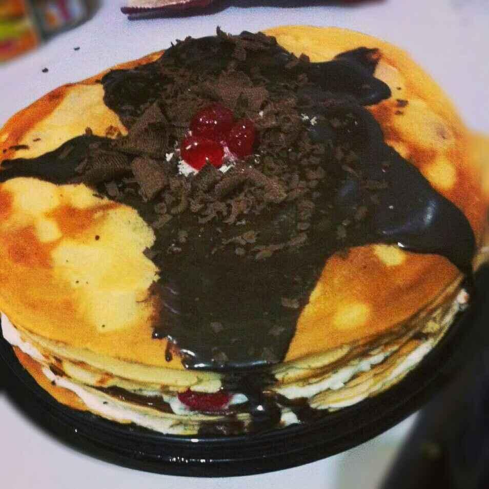 Photo of Pan cake by safiya abdurrahman khan at BetterButter