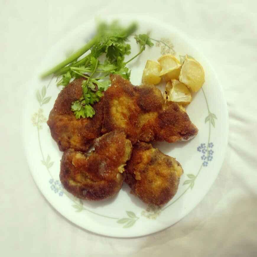 Photo of Fried Boti kebab by safiya abdurrahman khan at BetterButter
