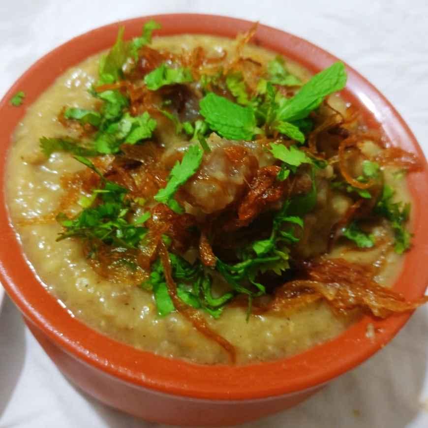How to make हैदराबादी हलीम