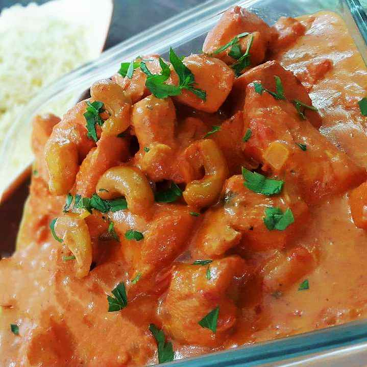 Photo of Smoky pasta chicken curry by safiya abdurrahman khan at BetterButter