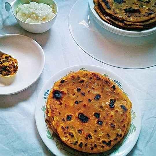Photo of Multigrain masala roti by safiya abdurrahman khan at BetterButter