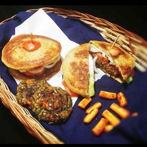 Photo of Oats burger by safiya abdurrahman khan at BetterButter