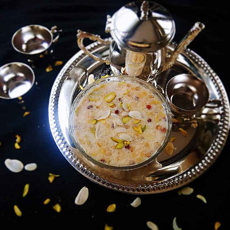 How to make शीर खुरमा