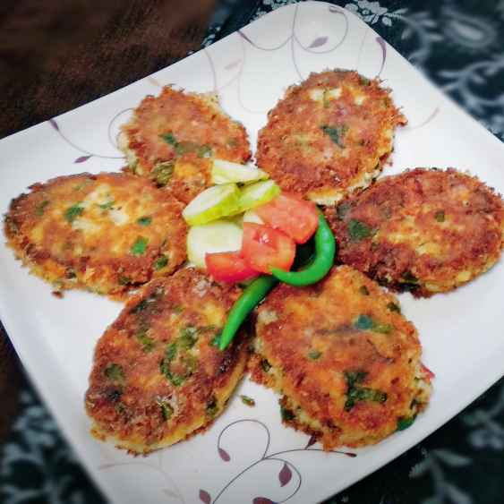 Photo of Chiji panir tikki by safiya abdurrahman khan at BetterButter