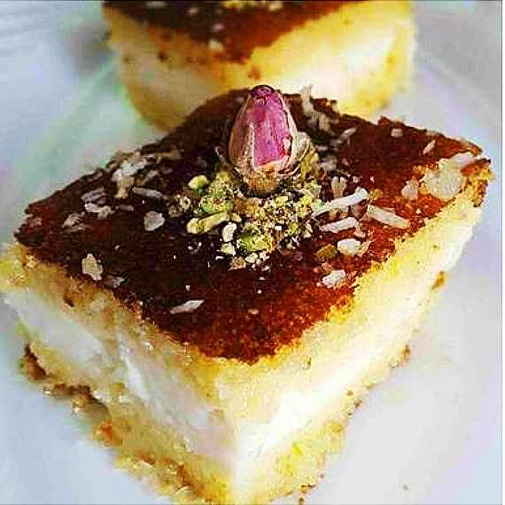 Photo of Turkish pasha lokum(coconut pudding) by safiya abdurrahman khan at BetterButter