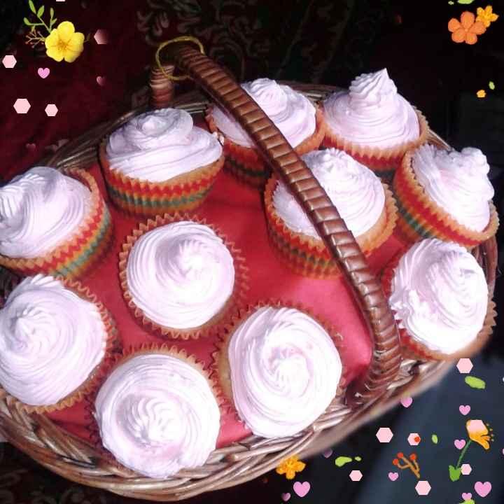 Photo of Hot milk cupcake by safiya abdurrahman khan at BetterButter
