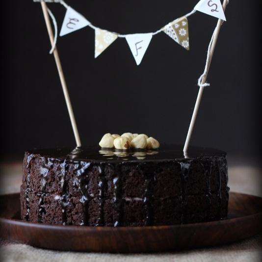 Photo of Blitz and Bake Beetroot Chocolate Cake (Eggless) by Taruna Deepak at BetterButter