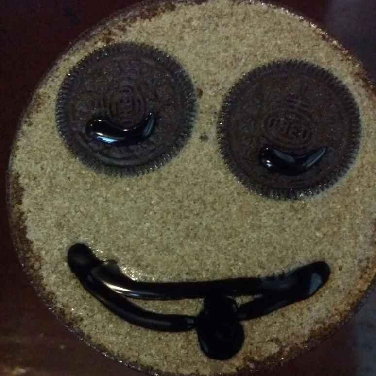How to make Thick oreo coffee