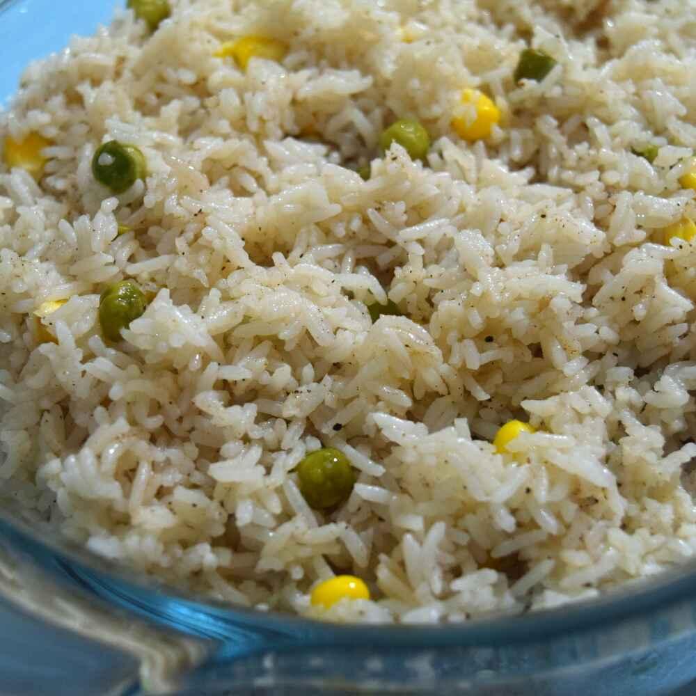 Photo of Peas Corn Pulao by Tathagata Deb at BetterButter