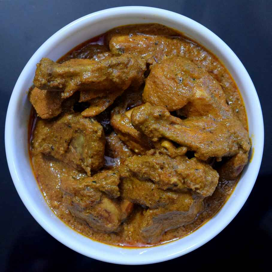 How to make Shahi Chicken Chaap